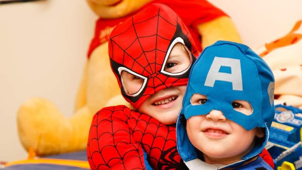 Marvel kids' costumes