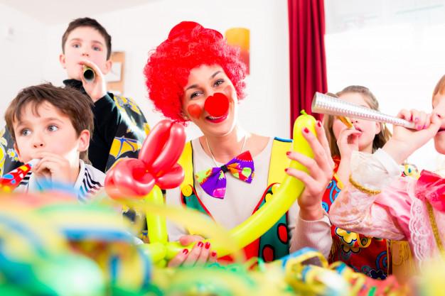 clown birthday party Bangkok